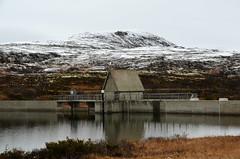 vannkraft (KvikneFoto) Tags: landskap nikon tamron høst autumn fall snø snow