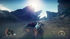 Mad Max_20181017205055 (Livid Lazan) Tags: mad max videogame playstation 4 ps4 pro warner brothers war boys dystopia australia desert wasteland sand dune rock valley hills violence motor car automobile death race brawl scenery wallpaper drive sky cloud action adventure divine outback gasoline guzzoline dystopian chum bucket black finger v8 v6 machine religion survivor sun storm dust bowl buggy suv offroad combat future