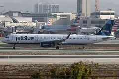 Airbus A321 jetBlue N943JT (NTG842) Tags: los angeles international airport lax airbus a321 jetblue n943jt