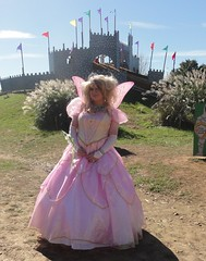 Princess at the castle (rgaines) Tags: costume cosplay crossplay drag fairyprincess fairygodmother coxfarms