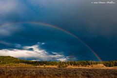 Grand Teton Rainbow (pohlenthe49er) Tags: usa wyoming grand teton nationalpark rainbow