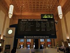 Flip The Boards! (BravoDelta1999) Tags: amtrak amtk septa 30thstreet station philadelphia pennsylvania solari board