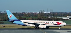 Today at 10:18 am arrived from Montreal Airbus A330-200 (C-GTSI). The new Flight to Travel Service fleet is leased from Air Transat, will be registered with OK-GBB and will operate from Warsaw, where it will fly on Thursday morning through Ostrava. (Wajdys) Tags: airplane leased airplanes aircrafts airbus a330200 a330243 cgtsi airtransat a332 cn427 air transat travelservice 2engines jet vaclavhavelairportprague ruzyně ruzyne amazing invitation followme photo spotter spotters planespotting letadla letiště airport flughafen letisko praha prague praga prag eu europe czech czechia airbus330 okgbb a330 avión aviones prglkpr flight travel transport olympus pl7 ed75300mm plane planes departures arrivals montreal airfleets airliners series243 airbusa330