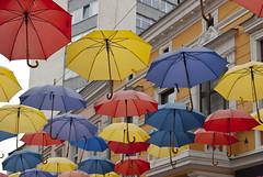 Piovono ombrelli