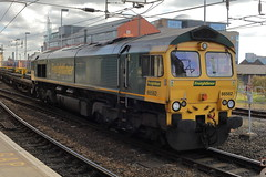 66562 6Y31 (Rob390029) Tags: freightliner class 66 66562 newcastle central railway station ncl