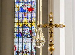 Vortragekreuz (wpt1967) Tags: canon50mm cathedral dom domzuunsererliebenfrau eos60d kathedrale kirche kirke münchen vortragekreuz church munich wpt1967