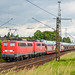 140 681-8 140 544-8 DB Cargo Ahlten 13.06.14