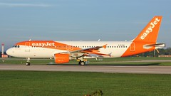 G-EZUK (AnDyMHoLdEn) Tags: easyjet a320 egcc airport manchester manchesterairport 23l