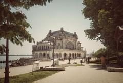 Black Sea Ghost (stefanjurca) Tags: cazino romania românia casino beach coast stefan jurca stefanjurca ștefan jurcă