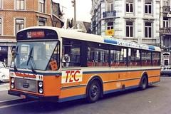 835 76 (brossel 8260) Tags: belgique liege bus sncv tec volvo jonckheere
