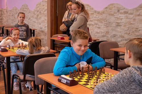 Grand Prix Spółdzielni Mieszkaniowej w Szachach Turniej VII-1