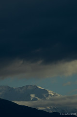 Amanecer Santiago (jeckafou) Tags: santiago clouds mountains andes ranges nubes montañas cerros nieve snow spring primavera