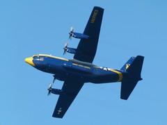 Fleet Week: Fat Albert (Jef Poskanzer) Tags: fleetweek fatalbert geotagged geo:lat=3780767 geo:lon=12247280 t airshow
