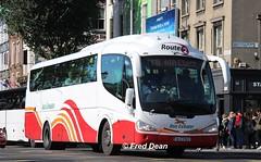 Bus Eireann SP48 (06D37972). (Fred Dean Jnr) Tags: dublin september2018 buseireann bachelorswalk bachelorswalkdublin scania irizar pb sp48 06d37972
