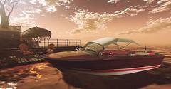 La Vita Dolce.... (kellytopaz) Tags: boat 6 republic rattletrap shipyard ship ocean