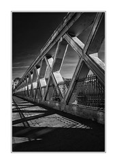 Paris (patrice bourdin) Tags: paris streetphotography architecture structure bw blackandwhite minimalism simple