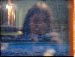 Blue hour by the lake (PattyK.) Tags: snapseed nikond3100 ellada greece grecia griechenland hellas ioannina giannena giannina epirus ipiros balkans ιωάννινα γιάννενα ήπειροσ ελλάδα βαλκάνια lake pamvotida lakepamvotida ioanninalake lakeside lakefront waterfront bythelake reflection me myself water νερό λίμνη παμβώτιδα λίμνηπαμβώτιδα λίμνηιωαννίνων απόγευμα afternoon blue bluehour dusk