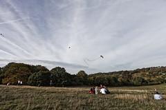 On Hampstead Heath (Simply Lewis) Tags: canoneos5dmarkii canonef24mmf28isusm prime london uk england hampsteadheath hampstead kite people