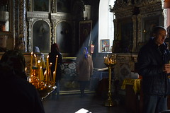 _DSC4600 (Aris_Totel) Tags: orthodoxy church architecture faith people saint light sunray window monastery chapel kirk father candles