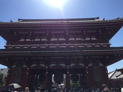 Senso-ji Temple (carrieegibson) Tags: travel photography japan architecture tokyo