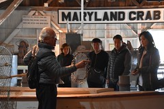 Group Tours at CBMM (Chesapeake Bay Maritime Museum Photos) Tags: maryland office tourism korean tours usa crusa cbmm chesapeakebaymaritimemuseum