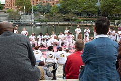 2018-9-8 Grupo Ondas Capoeira at WaterFire (Photograph by Kevin Murray) (2)