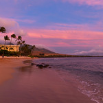 Kaanapali beach on Maui Hawaii thumbnail