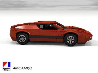 AMC AMX/2 Concept 1969