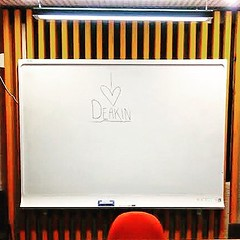 Found this in one of the Burwood Library study rooms this morning 😊 (deakinlibrary) Tags: ifttt instagram