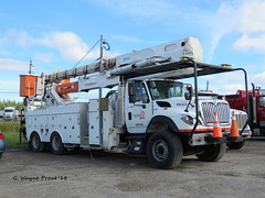 Hydro One Unit 930-074 International WorkStar 7400 Boom-Bucket Truck (Gerald (Wayne) Prout) Tags: hydrooneunit930074internationalworkstar7400boombuckettruck hydroone unit930074 international workstar 7400 boombucket truck trunortruckcentres riversidedrive mountjoytownship cityoftimmins northeasternontario northernontario ontario canada prout geraldwayneprout canon canonpowershotsx60hs powershot sx60 hs digital camera photographed photography ontariohydro a840365 equipment machine machinery utility utilities boom bucket vehicle maintenance repairs hydro electrical trunor centres riverside drive mountjoy township city timmins northeastern northern
