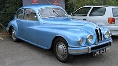 1950 Bristol 401 UML 548 (BIKEPILOT, Thx for + 4,000,000 views) Tags: 1950 bristol401 uml548