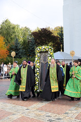 36. Митр. Арсений в Троице-Сергиевой Лавре 08.10.2018