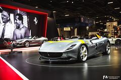 Paris Motor Show 2018 - Ferrari Monza SP1 (Fast-Auto.fr) Tags: ferrari monza sp1 sp2 mondial paris motor show parismotorshow mondialdelauto mondialparis ferrarimonza monzasp1
