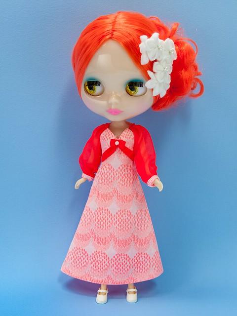 Poppy Pomegranate