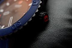Swiss Military watch (hknvarli) Tags: makro fujifilmxa10 hanowa swissmilitary menswatch wristwatch