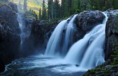 Rjukandefossen (Morten Eesti) Tags: wasserfall hemsedal norge2010 cascades waterfall norway norwegen light