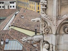 排水管 | 米蘭大教堂 | Milano, Italy (sonic010739) Tags: olympus omd em5markii olympusmzdigital1240mm italy milano