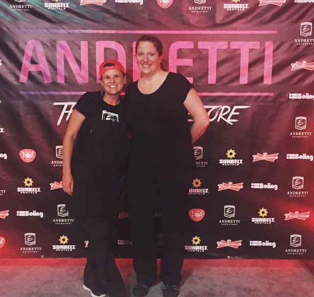 Andretti Autosport Indy 500 Party 2015 - Catering