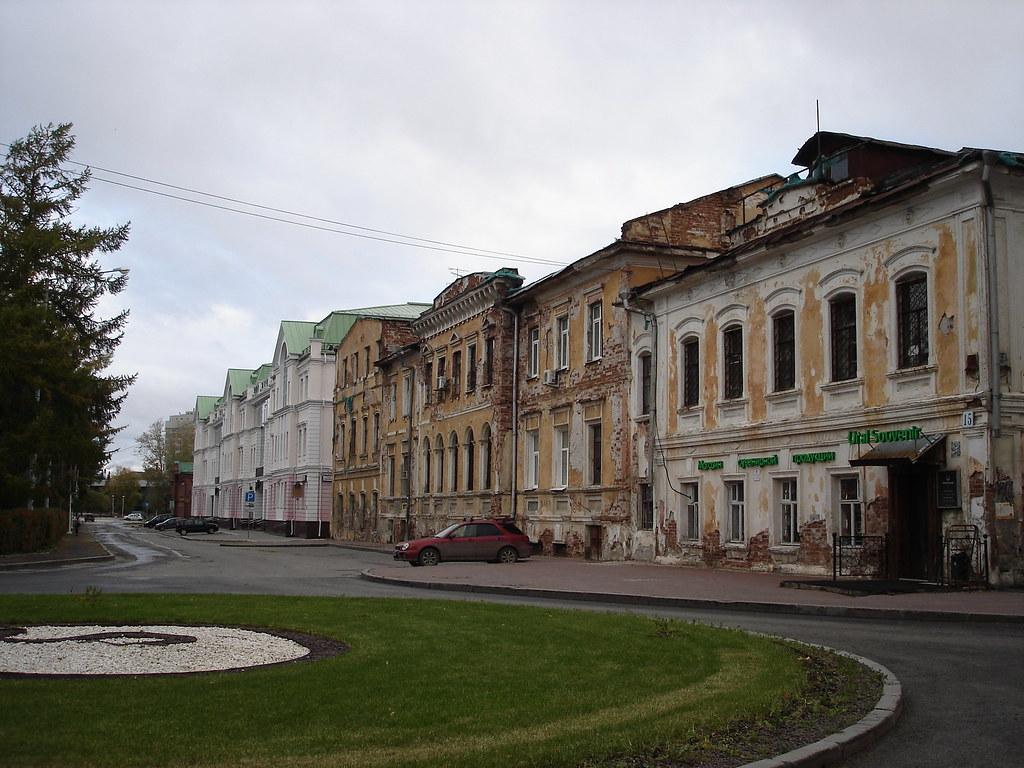 фото: Старый город