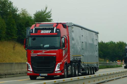Volvo FH04 Globetrotter XL E6 540 - Bauer Spezialtransporte GmbH & Co. KG Arnstorf, Deutschland