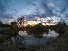 Sunset sky (Alexey_Summer) Tags: september naturephotograph naturelovers autumn frosty frost nature