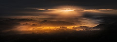 (Feans) Tags: sony a7r a7rii ii fe 24105 val do ulla boqueixon vedra san miguel castro pico sacro sunrise mencer