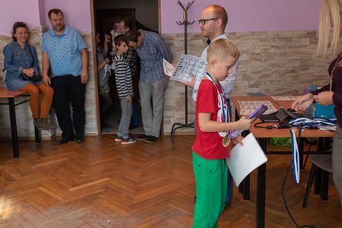 Grand Prix Spółdzielni Mieszkaniowej w Szachach Turniej VII-137