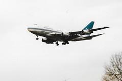 YK-AHA Boeing 747SP-94 Syrianair (graham19492000) Tags: ykaha boeing747sp syrianair