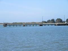 High Tide Oct 2018 (rsam11) Tags: eureka elkriver humboldt humboldtbay hightide tide pacificocean