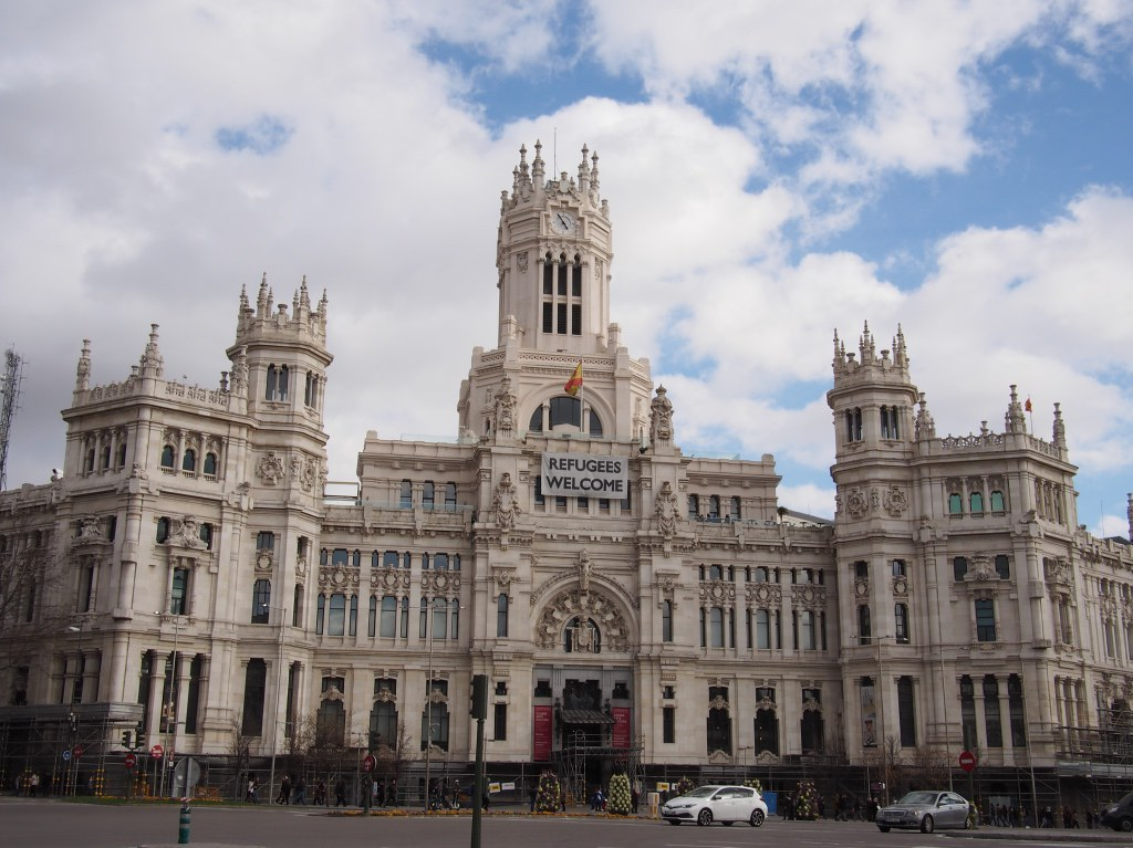 The World S Best Photos Of Cibeles And Hall Flickr Hive Mind
