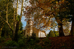 Church In The Trees (Steven Peachey) Tags: landscape autumn autumnal canon 5dmarkiv canon5dmarkiv ef24105mmf4l stevenpeachey