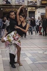 TANGO V (Yayo Tortosa) Tags: melilla2018 nocturna pwmelila sonyrx100 tango melilla baile