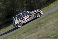 Renault 5 Turbo (Frostie2006) Tags: rally wiscombe hill climb wiscombehillclimb lombard bath 1976 lombardrallybath cars panning renault 5 turbo peter frost peterfrost nikon d500 nikond500 classic rallying historic classicrallying historicrallying