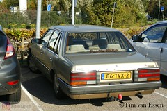 Nissan Laurel - 1983 (timvanessen) Tags: 86tvx2 2800 diesel automatic automaat